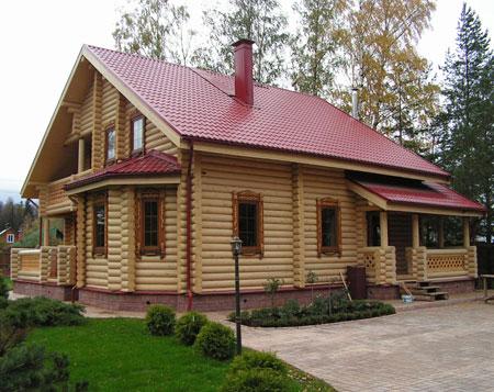 Этапы проведения строительства деревянного дома